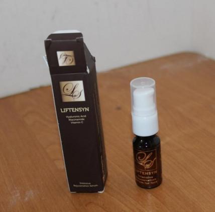 Liftensyn (Лифтенсин) - сыворотка против морщин