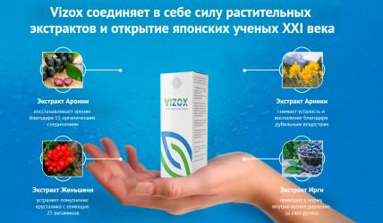 Vizox (Визокс) - средство для восстановления зрения