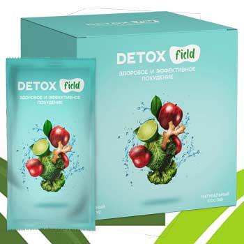 DetoxField (ДетоксФилд) - растворимый напиток для похудения