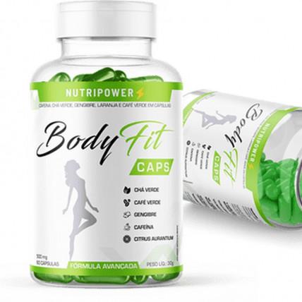 BoddyFit (БодиФит) - капсулы для похудения