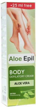 Aloe Epil - крем для депиляции