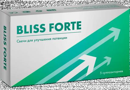BLISSFORTE (БЛИССФОРТЕ) - Свечи для потенции