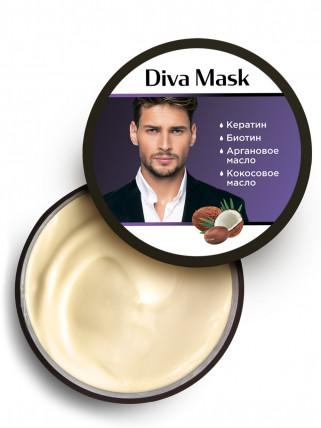 Diva Mask (Дива Маск) - маска для волос для мужчин