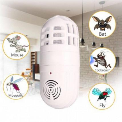 Atomic Zabber - отпугиватель насекомых, грызунов и тараканов