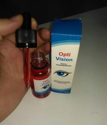 OPTIVISION (Оптивижн) - средство для зрения