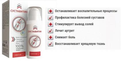 Artrolux+ Cream - средство для восстановления суставов
