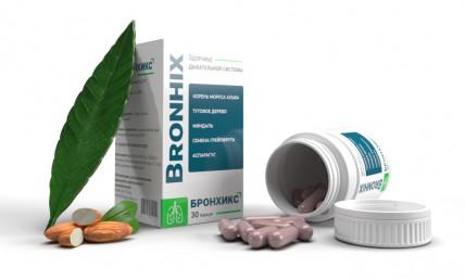 Бронхикс - профилактика никотиновой зависимости