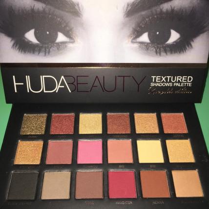 Huda Beauty (Худа Бьюти) - тени