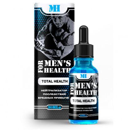 For Men health - средство от алкоголизма