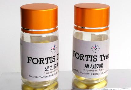 Fortis trend (Фортис Тренд) - средство для потенции