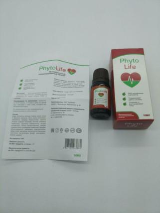 PHYTOLIFE (ФитоЛайф) - средство от гипертонии
