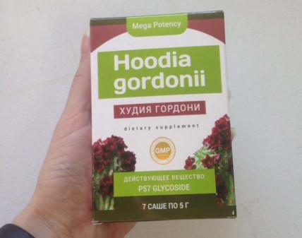 Hoodia Gordonii (Худіа Гордон) - засіб для схуднення