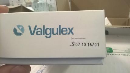 Valgulex (Вальгулекс) - средство от вальгусной деформации
