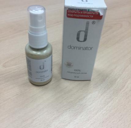 Dominator (Доминатор) - средство для мужчин