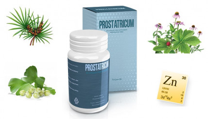 Prostatricum - средство от простатита
