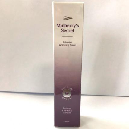 Mulberrys Secret - отбеливающее средство для лица