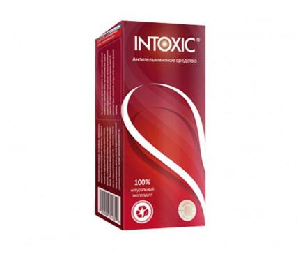 Intoxic (інтоксік) - засіб від паразитів