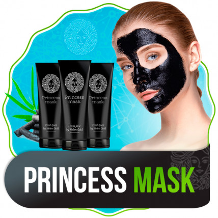 Princess Mask - средство для очищения кожи лица