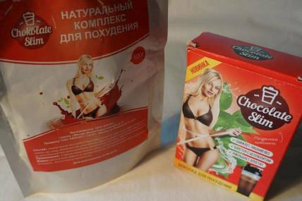 Chocolate Slim - средство для похудения
