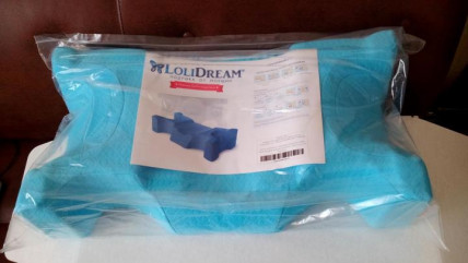 LoliDream (ЛолиДрим) - подушка против морщин