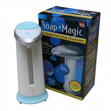 Soap Magic - Сенсорный дозатор для жидкого мыла