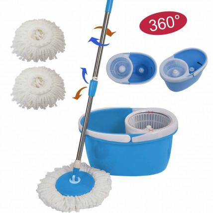 Spin and Go - универсальная швабра с отжимом