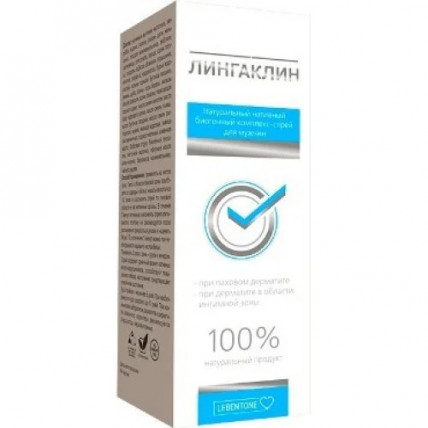 Lingaklin (Лингаклин) - спрей от дерматита
