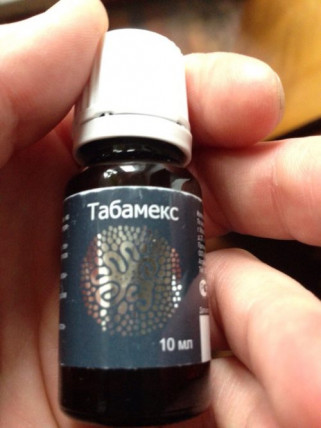 Табамекс - средство от курения