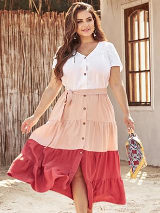 Plus Size - Утонченные платья
