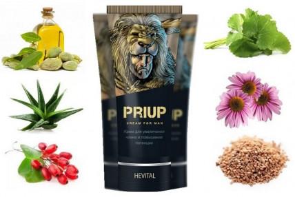 Priup (Приап) - крем для увеличения члена