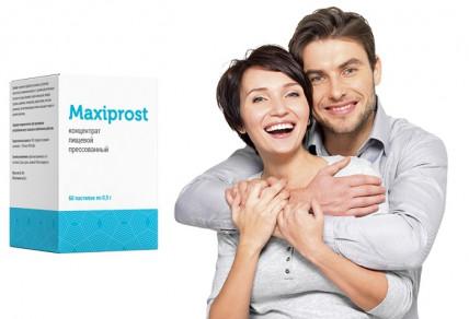 Maxiprost (Максипрост) - для повышения потенции