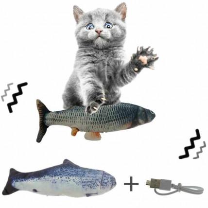 TINY TUNA - интерактивная игрушка для кошек