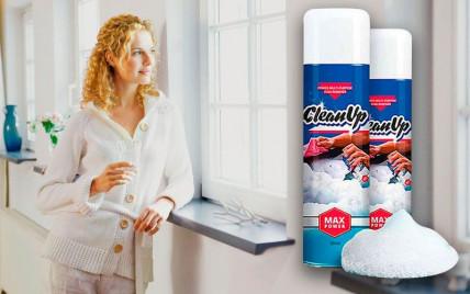 CleanUP - универсальное чистящее средство