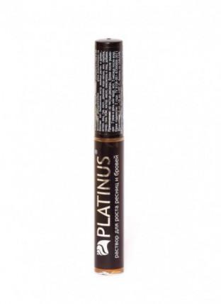 Platinus Lashes - средство для роста ресниц и бровей