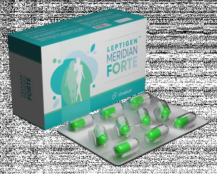 Leptigen Meridian Forte  - капсулы для похудения