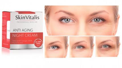SkinVitalis - крем для омоложения
