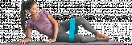 XtraBand тканевые фитнес-резинки