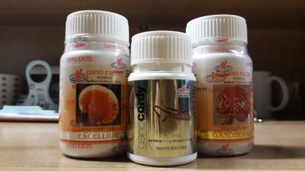 Ganoderma (Ганодерма) - засіб для схуднення