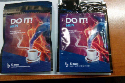 Do it! (Ду Ит) - возбуждающее средство