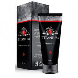 Titanium Strong (Титаниум Стронг) -  гель для увеличения члена