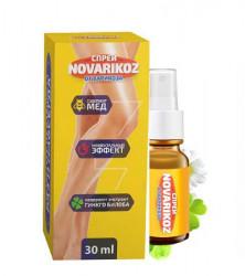 NoVarikoz (НоВарікоз) - спрей від варикозу