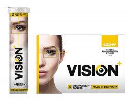 Vision+ таблетки для зрения