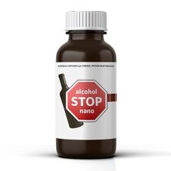 АLCO Stop nano (Алко Стоп нано) - від алкоголізму