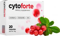 CYTOFORTE (ЦитоФорте) - средство от цистита