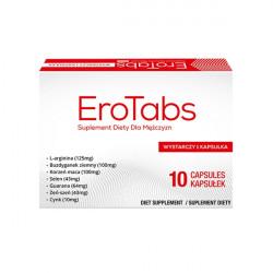 EROTABS (Эротабс) - капсулы для потенции