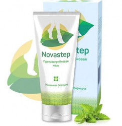 Novastep (Новастеп) - противогрибковая мазь