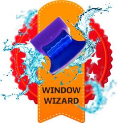 WINDOW WIZARD - магнитная щетка для окон