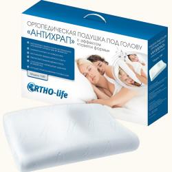 Здоровый сон - подушка антихрап