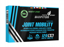 JOINT MOBILITY (ДЖОИНТ МОБИЛИТИ) - таблетки для суставов
