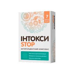 ИнтоксиStop - средство от паразитов